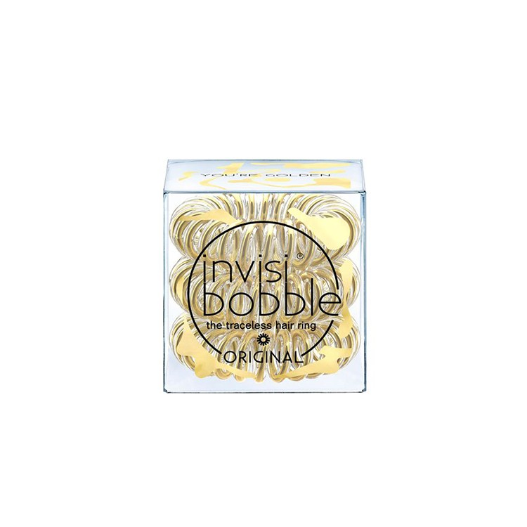 INVISIBOBBLE Original you're Golden 3pz