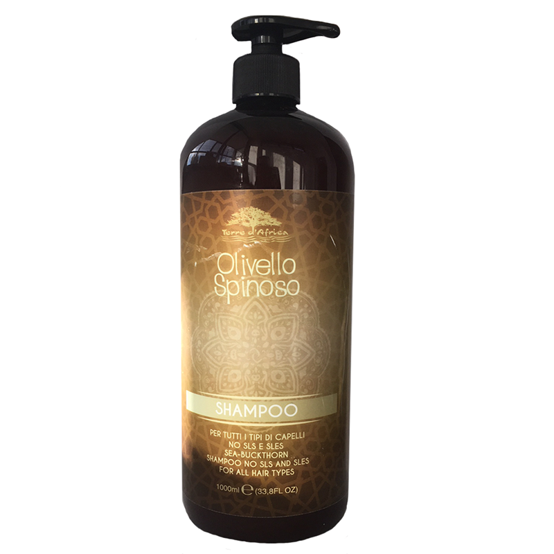 TERRE D'AFRICA Olivello Spinoso Shampoo 1000ml