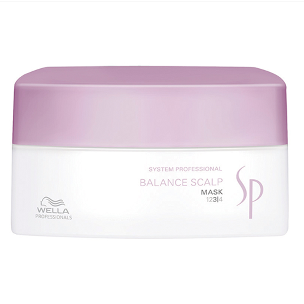 WELLA SYSTEM PROFESSIONAL Balance Scalp Mask 200ml