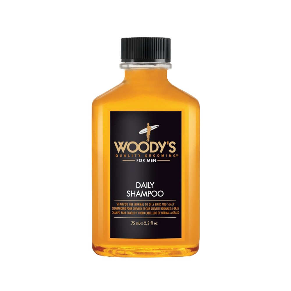 WOODY'S Daily Shampoo 75ml