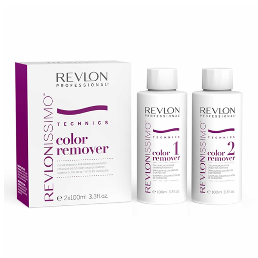 REVLON Revlonissimo Color Remover 2x100ml