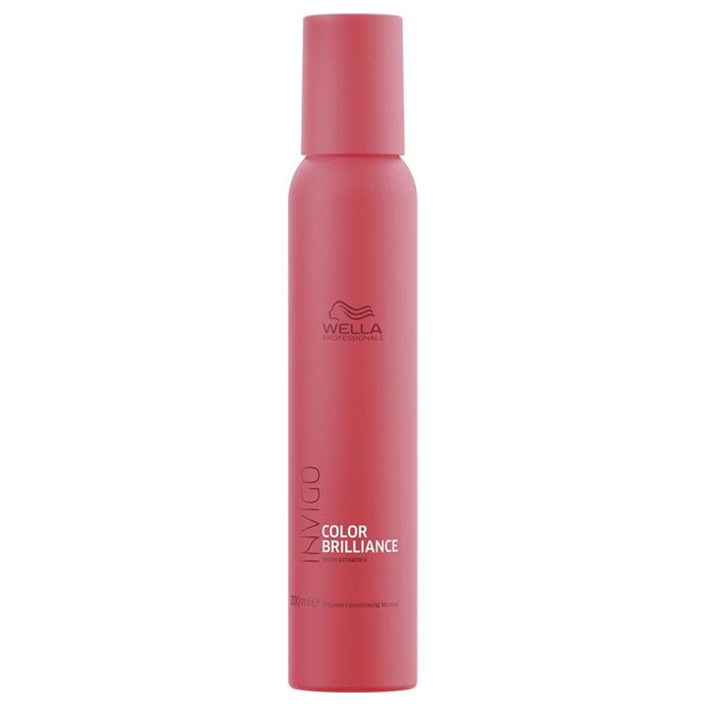 WELLA Invigo Color Brilliance Conditioning Mousse 200ml