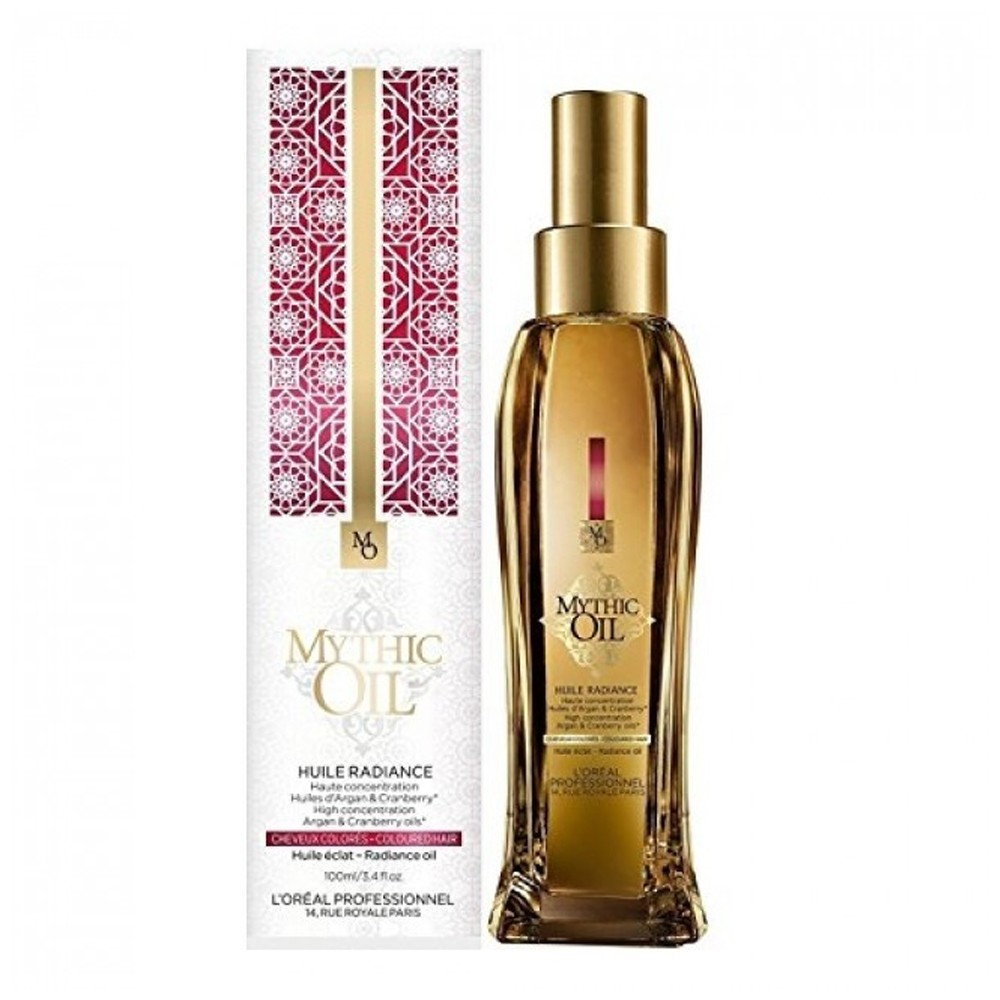 L'OREAL Mythic Oil Huile Radiance Blend of Argan & Cramberry Oil 100ml